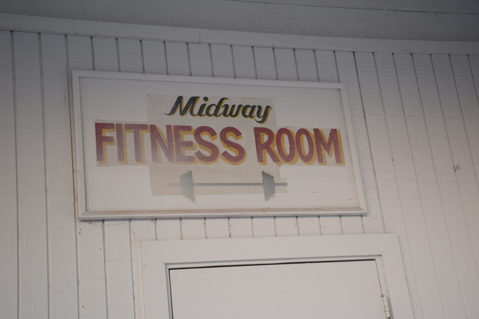 Midway, Atoll, Gym, Fitness, Room, 24 hour fitness, church of iron, temple of gains,