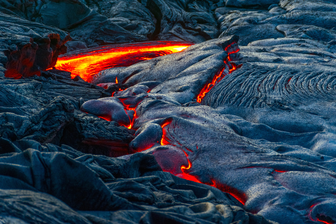 pele,Trek, hike, photography, adventure, exploration, Volcano, volcanoes national park, Hawaii, big, island, kilauea, kalapana, lava, dried, rock, igneous, magma, melting, hot, fire, eruption, 61g, east rift zone, surface, breakout, active, lava tube,