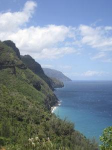 Napali Coast Kalalau Trail Kauai Hawaii Hike Camping