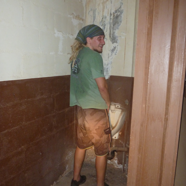 WW2, World War, 2, two, urinal