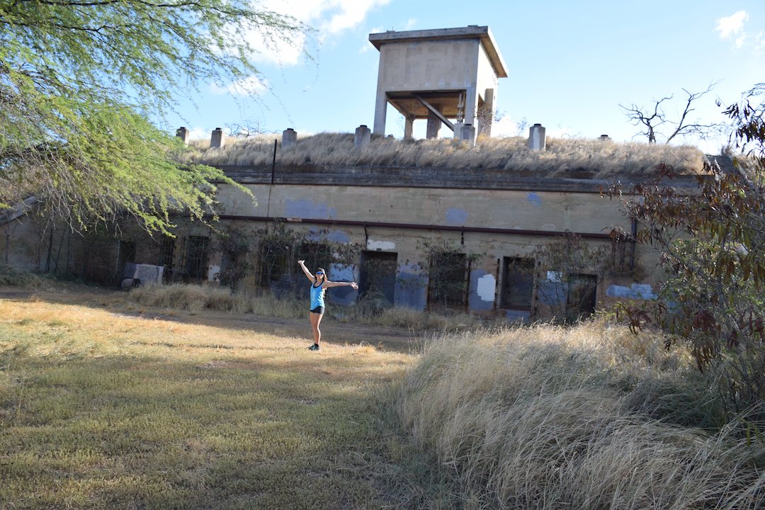 Commander, Station, Observatory, Fort Barrette, Bunker, Battery, Artillery, Oahu, Hawaii, WW2, World War 2, explore, Discover,